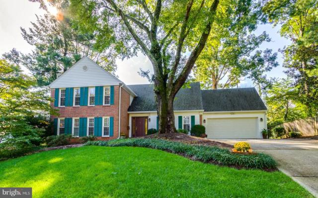 4903 Tarheel Way, ANNANDALE, VA 22003 (#1007533342) :: Jim Bass Group of Real Estate Teams, LLC