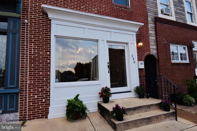 246 Conkling Street, BALTIMORE, MD 21224 (#1007536706) :: AJ Team Realty