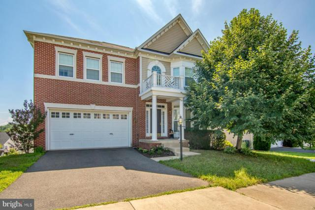 84 Carriage Hill Drive, FREDERICKSBURG, VA 22405 (#1007536938) :: Colgan Real Estate
