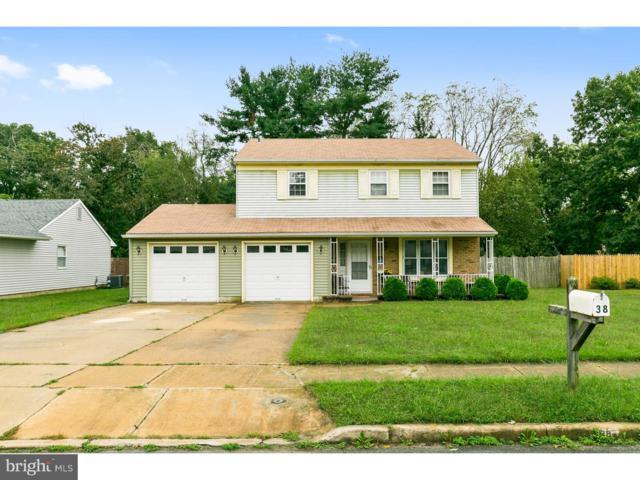 38 Avery Drive, WILLIAMSTOWN, NJ 08094 (#1007536950) :: REMAX Horizons