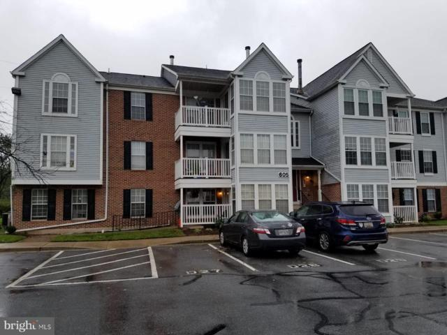 605 Himes Avenue #109, FREDERICK, MD 21703 (#1007537200) :: AJ Team Realty