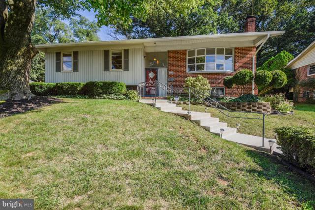 4011 Thornton Street, ANNANDALE, VA 22003 (#1007537372) :: Dart Homes