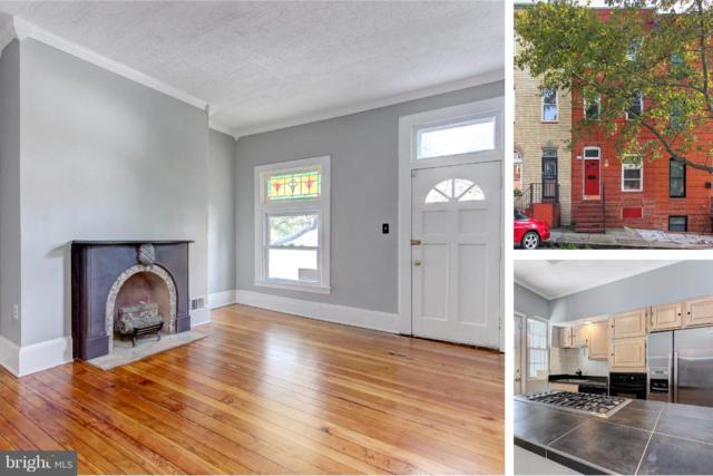 235 Collington Avenue S, BALTIMORE, MD 21231 (#1007537876) :: The Putnam Group