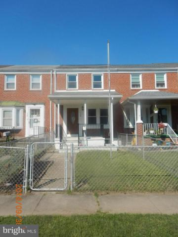 750 Arncliffe Road, BALTIMORE, MD 21221 (#1007537902) :: AJ Team Realty