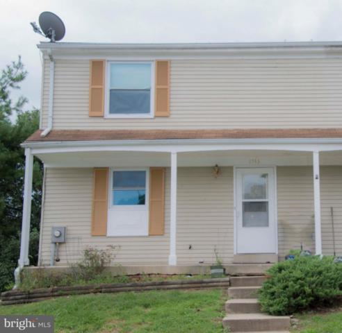 1745 Carriage Way, FREDERICK, MD 21702 (#1007541216) :: Colgan Real Estate