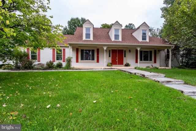 13606 Post Oak Court, CHANTILLY, VA 20151 (#1007541622) :: Colgan Real Estate