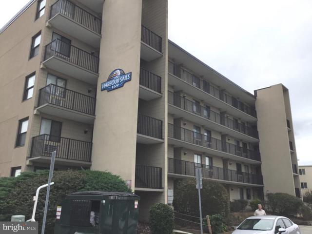 169 Jamestown Road #108, OCEAN CITY, MD 21842 (#1007542188) :: Barrows and Associates
