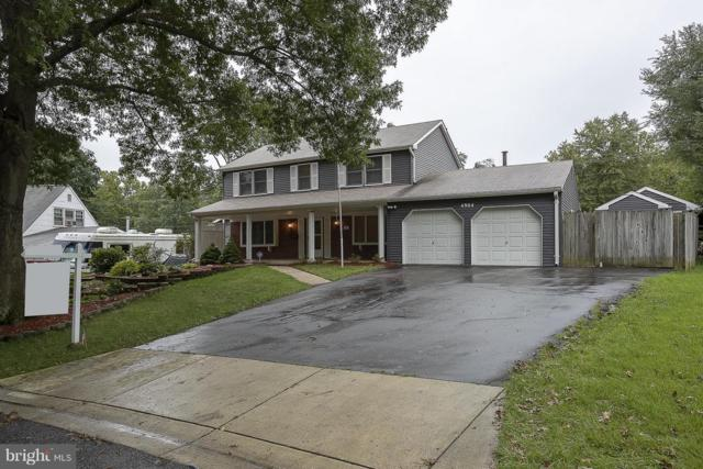 4904 Rockingham Lane, BOWIE, MD 20715 (#1007542300) :: RE/MAX Plus