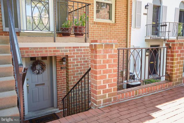 3281 Sutton Place NW D, WASHINGTON, DC 20016 (#1007542348) :: Great Falls Great Homes