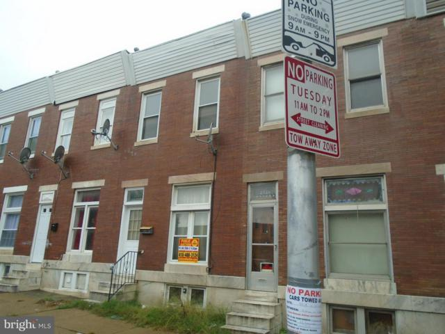 2528 Wilkens Avenue, BALTIMORE, MD 21223 (#1007542356) :: Great Falls Great Homes