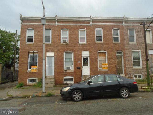 534 Catherine Street, BALTIMORE, MD 21223 (#1007542802) :: Great Falls Great Homes