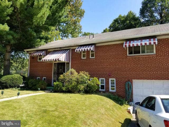 300 Mansfield Road, SILVER SPRING, MD 20910 (#1007542890) :: The Gus Anthony Team