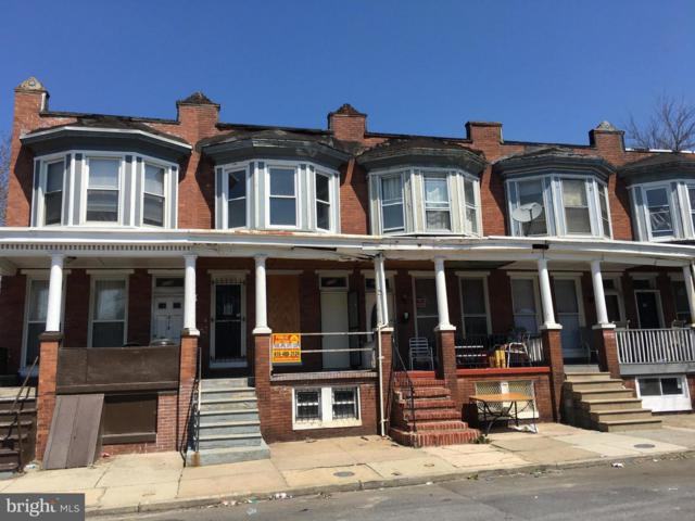 2116 Westwood Avenue, BALTIMORE, MD 21217 (#1007543010) :: AJ Team Realty