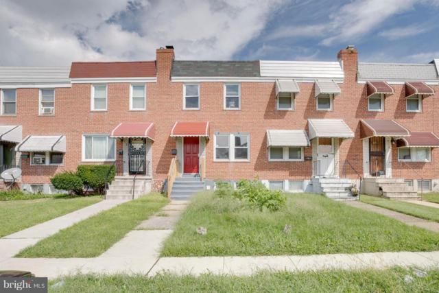 4112 Dudley Avenue, BALTIMORE, MD 21213 (#1007543534) :: AJ Team Realty