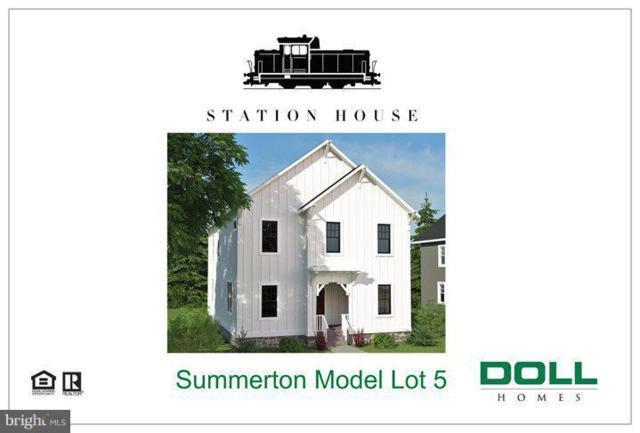 105 Jefferson St, HERNDON, VA 20170 (#1007545360) :: Remax Preferred | Scott Kompa Group