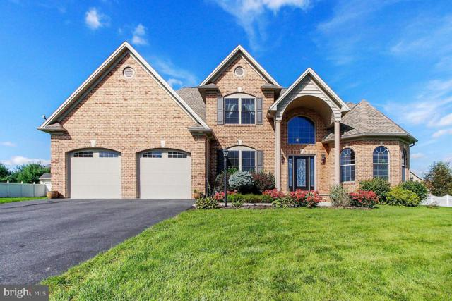 166 Summer Breeze Lane, CHAMBERSBURG, PA 17202 (#1007545946) :: The Heather Neidlinger Team With Berkshire Hathaway HomeServices Homesale Realty
