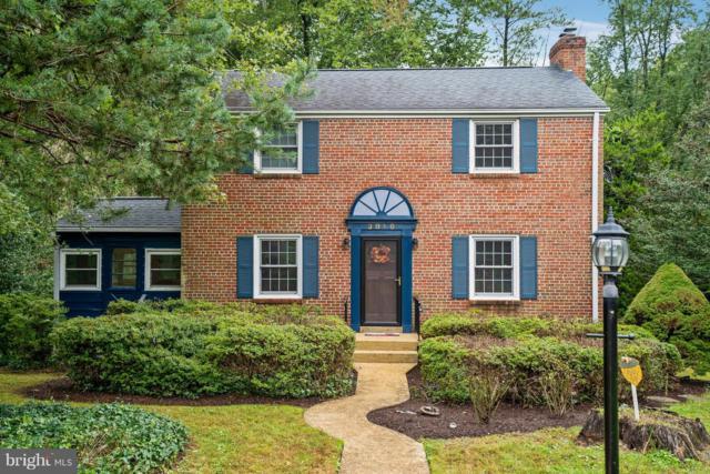 3816 Birchwood Road, FALLS CHURCH, VA 22041 (#1007546176) :: Colgan Real Estate