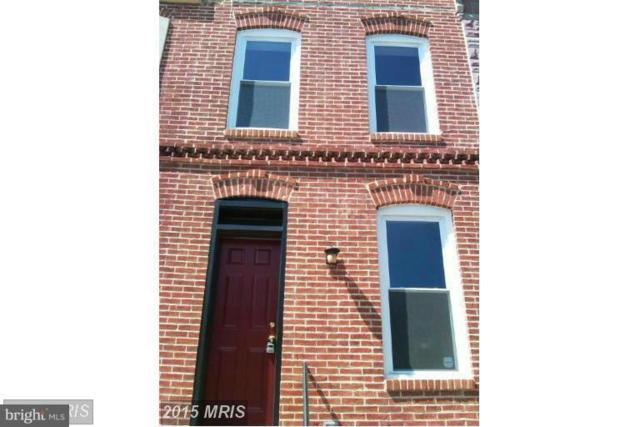 1262 Sargeant Street, BALTIMORE, MD 21223 (#1007546790) :: Labrador Real Estate Team