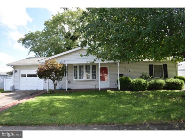 374 Stonybrook Drive, LEVITTOWN, PA 19055 (#1007547280) :: Colgan Real Estate