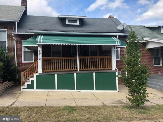 2912 Poplar Terrace, BALTIMORE, MD 21216 (#1007557670) :: AJ Team Realty