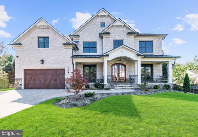 1504 Dewberry Court, MCLEAN, VA 22101 (#1007714314) :: The Riffle Group of Keller Williams Select Realtors