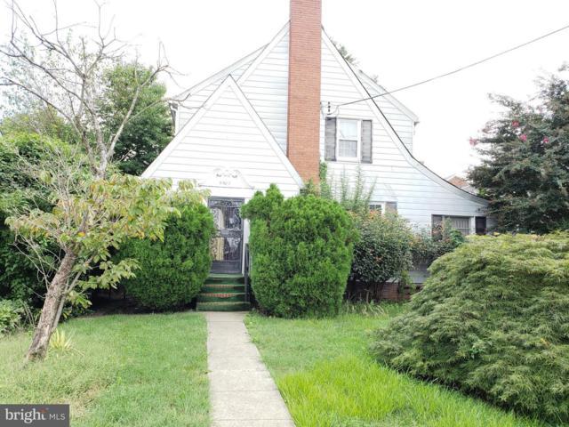 5507 Blair Road NE, WASHINGTON, DC 20011 (#1007748784) :: Bob Lucido Team of Keller Williams Integrity
