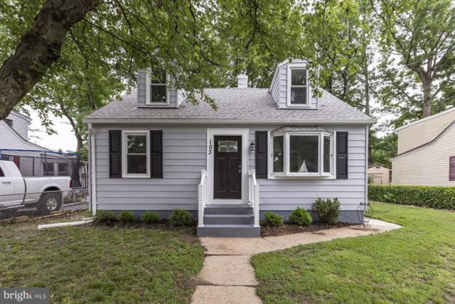 103 Linden Lane, GLEN BURNIE, MD 21061 (#1007771610) :: Jim Bass Group of Real Estate Teams, LLC