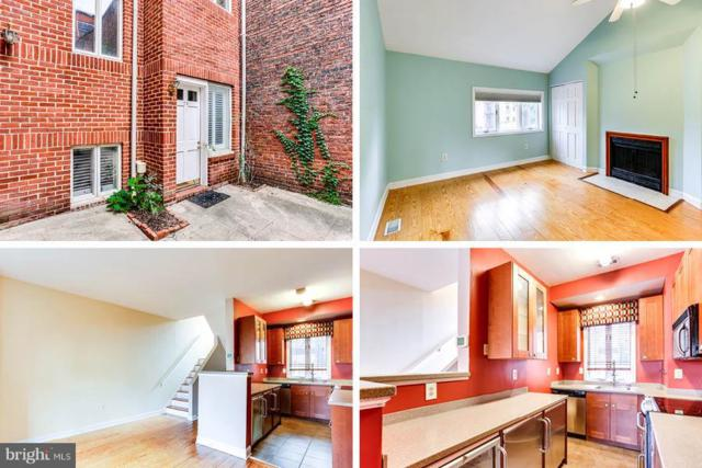216-W Monument Street T-1, BALTIMORE, MD 21201 (#1007781068) :: Jim Bass Group of Real Estate Teams, LLC