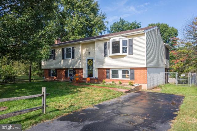8526 Cavalry Lane, MANASSAS, VA 20110 (#1007785216) :: Colgan Real Estate