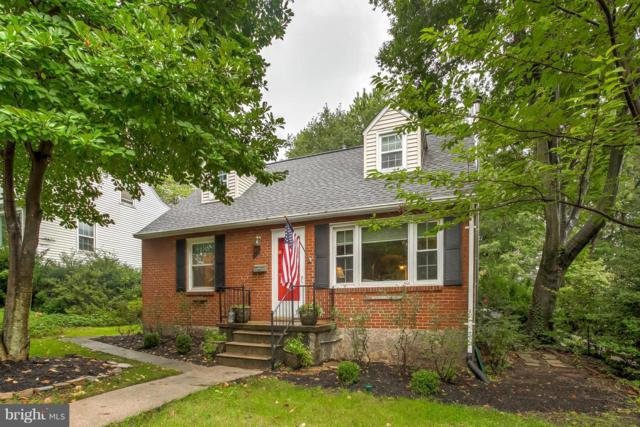 514 Overcrest Road, TOWSON, MD 21286 (#1007812102) :: The Gus Anthony Team