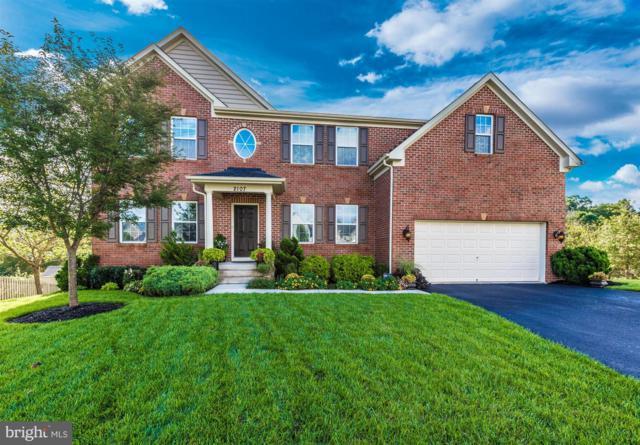 2107 Brigade Circle, FREDERICK, MD 21702 (#1007833340) :: Colgan Real Estate