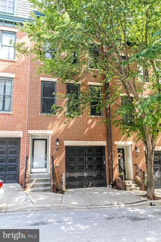 9 Regester Street S, BALTIMORE, MD 21231 (#1007858334) :: The Putnam Group