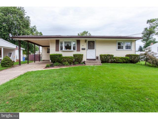 27 Indian Queen Lane, MAPLE SHADE, NJ 08052 (#1007880198) :: REMAX Horizons