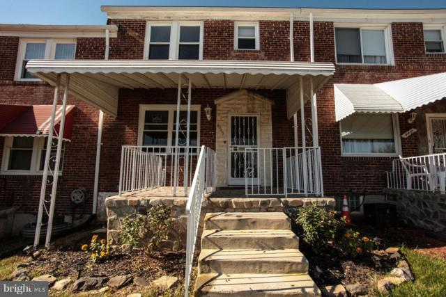 4449 Old Frederick Road, BALTIMORE, MD 21229 (#1007884834) :: Great Falls Great Homes