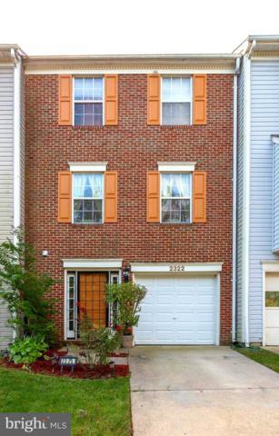 2322 White Owl Way, SUITLAND, MD 20746 (#1007894130) :: Colgan Real Estate