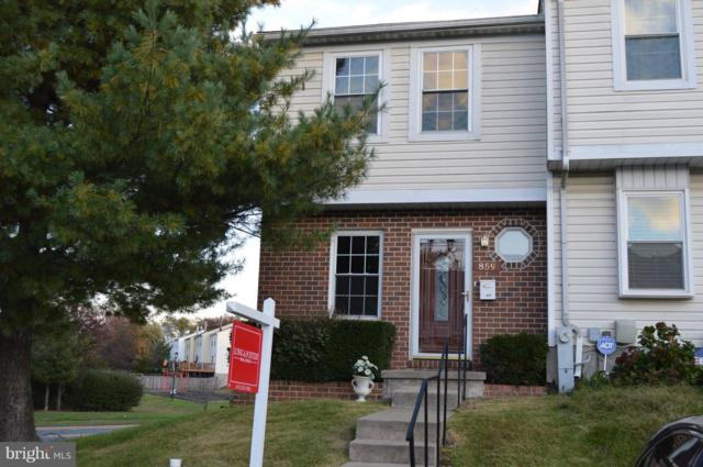 859 W Spring Meadow, EDGEWOOD, MD 21040 (#1007896080) :: Pearson Smith Realty