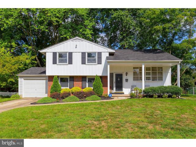 121 Ashley Court, CHERRY HILL, NJ 08003 (#1007896482) :: REMAX Horizons