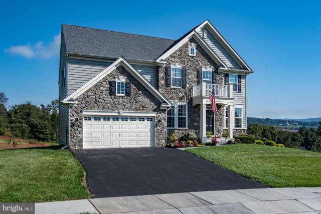 1002 Hunters Knoll, MYERSVILLE, MD 21773 (#1007917578) :: Colgan Real Estate