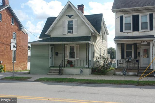 541 York Street, HANOVER, PA 17331 (#1008092330) :: Teampete Realty Services, Inc