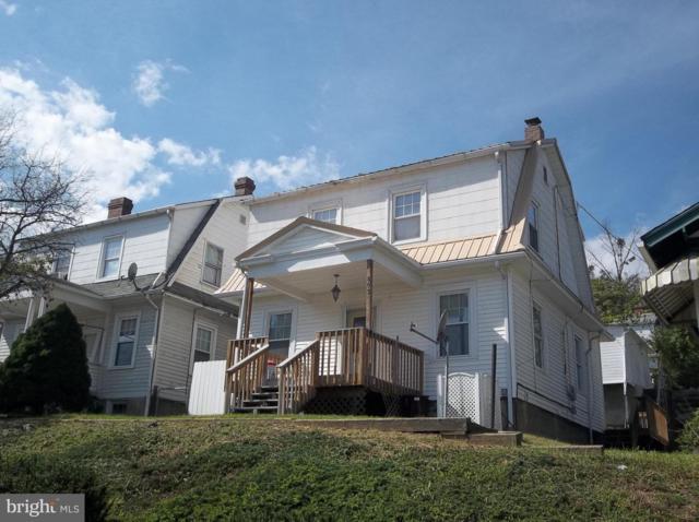 803 Manns Terrace, CUMBERLAND, MD 21502 (#1008094166) :: Colgan Real Estate