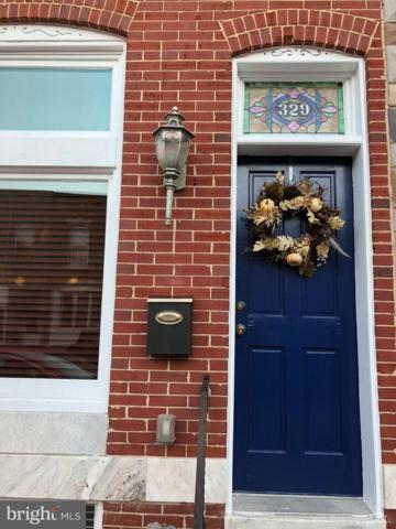 329 Bouldin Street, BALTIMORE, MD 21224 (#1008103558) :: Browning Homes Group