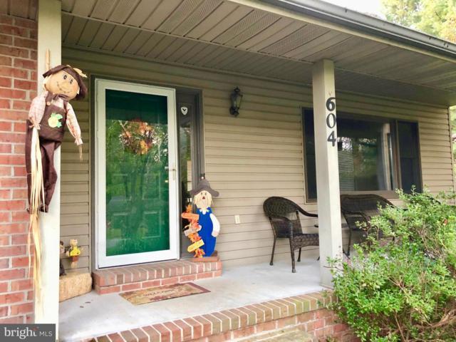 604 Lakeview Drive, CROSS JUNCTION, VA 22625 (#1008125064) :: Colgan Real Estate