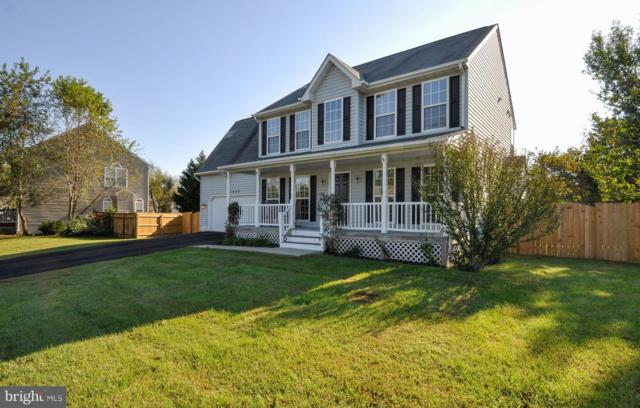 7403 Harvest Lane, FREDERICKSBURG, VA 22407 (#1008173378) :: Circadian Realty Group