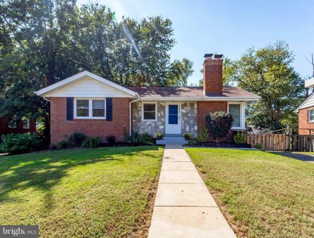7022 Quander Road, ALEXANDRIA, VA 22307 (#1008198646) :: Colgan Real Estate