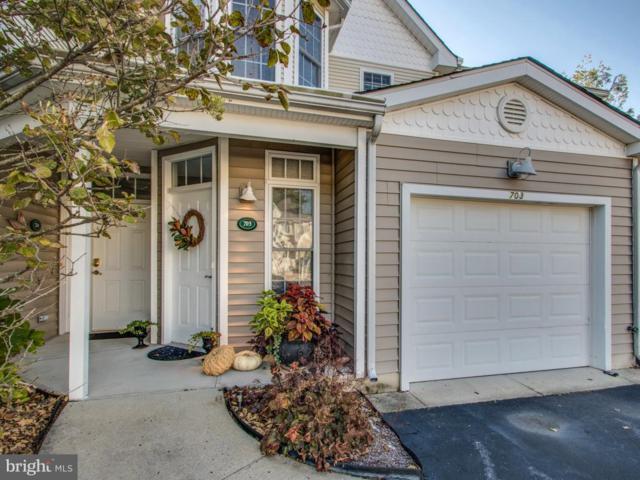 700 Stoney Brook Circle #703, REHOBOTH BEACH, DE 19971 (#1008253034) :: Colgan Real Estate