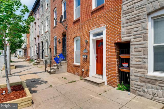 2212 E Fayette Street, BALTIMORE, MD 21231 (#1008325852) :: The Putnam Group