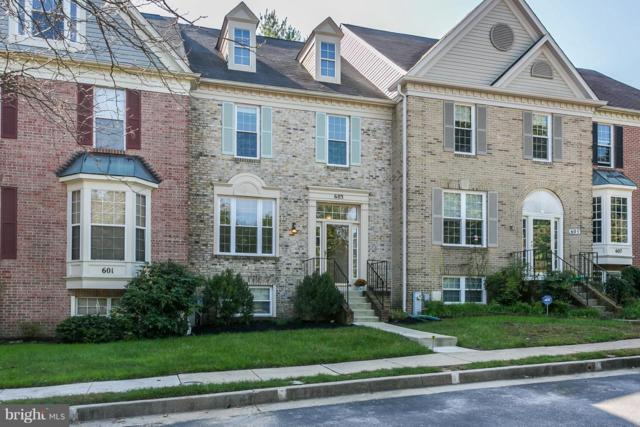 603 Lavenham Court, LUTHERVILLE TIMONIUM, MD 21093 (#1008332762) :: Great Falls Great Homes