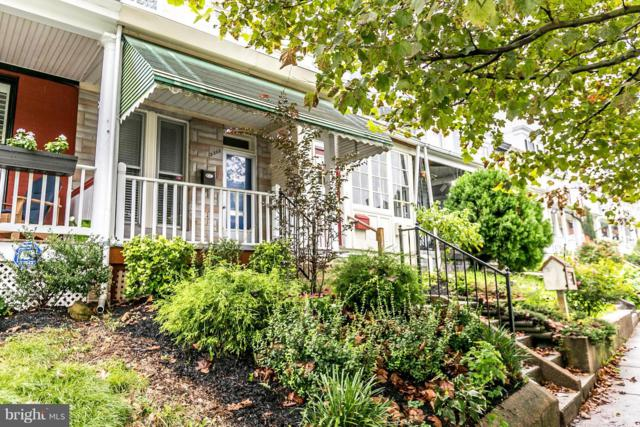 3502 Hickory Avenue, BALTIMORE, MD 21211 (#1008340808) :: The Putnam Group