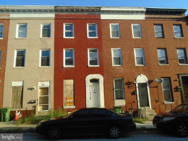 942 Bennett Place, BALTIMORE, MD 21223 (#1008340880) :: AJ Team Realty