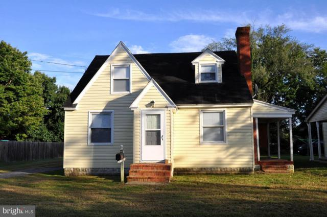 201 Payne Avenue, POCOMOKE CITY, MD 21851 (#1008340928) :: Remax Preferred | Scott Kompa Group